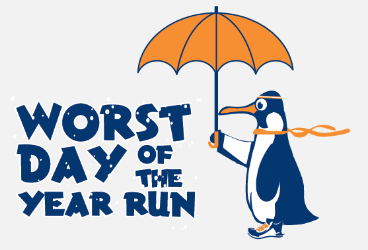 Race entry contest! Worst day of the year race! – nenesjourney